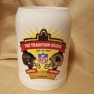 NFL 1995 Hall of Fame Coffee Mug
